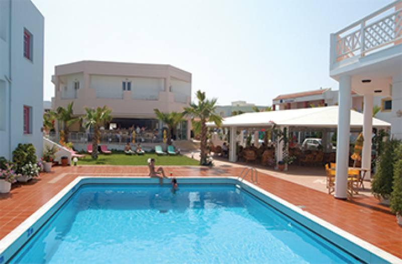 Hotel Magda - Gouves - Heraklion Kreta